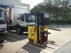 Hyster Forklift Stand up Electric