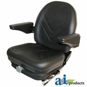 Ford new Holland Skid Steer Replacement Suspension Seat New See Notes For Models