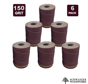 Drum Sander Sanding Wraps rolls 150g For Jet performax 22 44 22 44 Plus pro 6