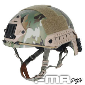 FMA Tactical FAST Helmet Multicam ML LXL OPS-CORE Paintball Airsoft TB460