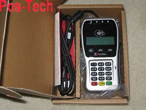 First Data Fd35 Emv chip nfc Encrypted W pin Code Carlton 500 brand New