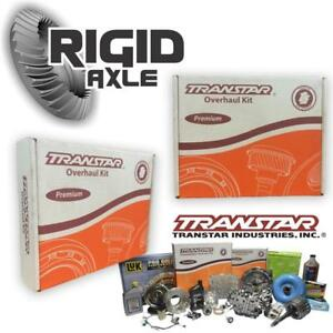 Cft30 Cvt Ford 05 Up Automatic Transmission Overhaul Rebuild Ring And Seals Kit