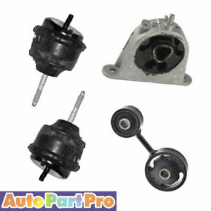 M649 For 2007 2008 Chrysler Pacifica 3 8l Motor Trans Mount 5305 5306 5353 2
