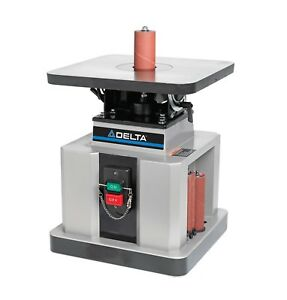 Delta Woodworking 31 483 Heavy duty Oscillating Bench Spindle Sander 1 2 hp 1