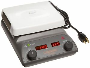Corning 6795 420d Pc 420d Stirring Hot Plate With Digital Display And 5 X 7