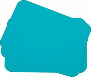 Primo Dental Products Tcbaq Tray Cover Ritter 8 5 X 12 25 b Aqua pack Of