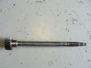 2000 3000 3300 4000 4500 Ford Tractor Parts Transmission Main Shaft C5nn7017h