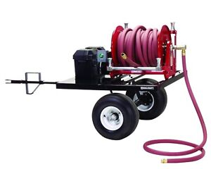 Reelcraft 600810 Hose Reel Trailer Without Hose Reel