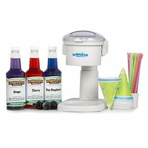 New Snow Cone Party Package By Hawaiian Shaved Ice Free Shipping