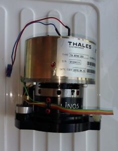 Thales Electron Devices Type Th 8740 320 With Linos 3801 443 000 20 Rev b Lens