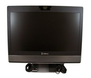 Lifesize Unity 50 Video Conferencing Monitor 440 00126 901 W Power And Remote