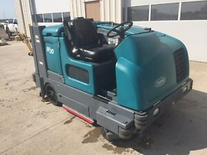 M 30 Integrated Rider Floor Sweeper scrubber