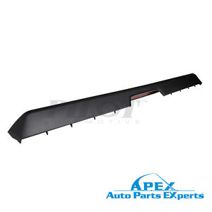 Apex Oe Quality Tailgate Molding Protector Upper 2003 2006 Chevrolet Avalanche