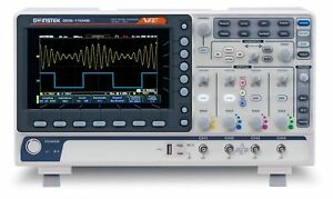 Gw Instek Gds 1054b Digital Storage Oscilloscope 4 channel 1 Gsa s Maximum