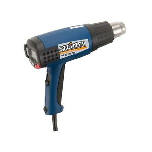 Steinel Hg 2310 Industrial Heat Gun With Lcd Display 1600 W Power Blowing Hot