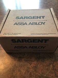 Sargent Assa Abloy Cylindrical Lock 602810g0526d Office Or Entrance Device