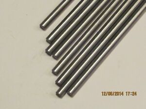5 8 Stainless Steel Rod Bar Round 304 1 Pc 12 Long Free Shipping