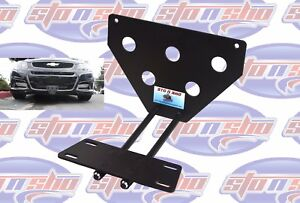 Sto N Sho License Plate Bracket For 2014 2017 Chevy Ss removable Metal