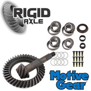 4 88 Aam Motive Ring Pinion Gear Set Master Bearing Kit Early Gm 11 5 14 Bolt