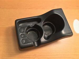 Used Oem 98 04 Ford Ranger Front Center Console Cup Holder Cupholder Coin Tray