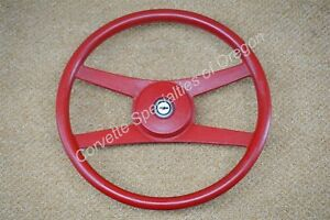 Original 1970 81 Corvette Camaro Chevelle 4 Spoke Sport Steering Wheel