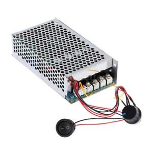 Dc Motor Speed Controller Pwm Control 10 30v 100a 3000w For Exhaust Fan Us E5m8