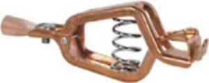 Imperial 71627 Alligator Positive Clamp 4 7 64 Burnished per Package Of 5