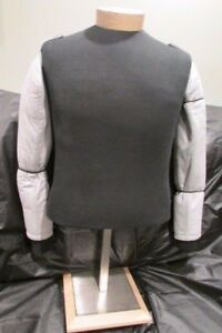 Male Torso Mannequin Mens Store Shirt Form With Arms Adjustable 26 34 Pinnable