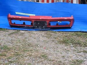 1982 1984 Pontiac Firebird Trans Am Oem Used Front Bumper Cover bp0490