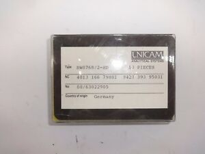 Unicam Atomic Absorption Spectroscopy Cuvettes Rw0768 2 hd 8 Pieces