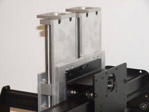 Z Axis Cnc Xcarve 3 Travel Anti backlash twin Assembly