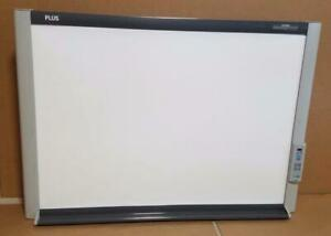 Plus Vision Electronic Color Copyboard Whiteboard M11 s Wall Mountable 28