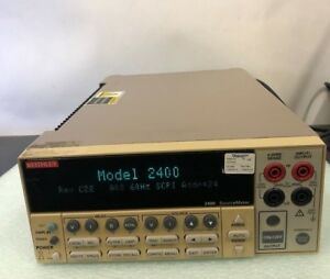 Keithley Model 2400 General Purpose Sourcemeter