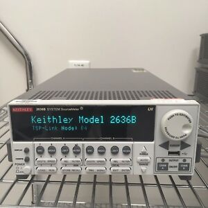 Keithley 2636b System Sourcemeter