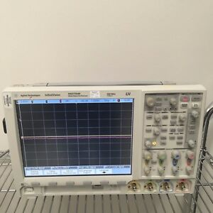 Agilent Tech Mso7054b Mixed Signal Oscilloscope