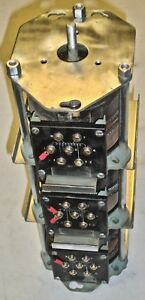 3 Phase Powerstat variac 480volts In 0 560 Volts Out 3 Amps 2 9 Kva 216b 3