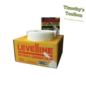 Levelline Drywall Corner Tape 2 75 X 100 12 Pack