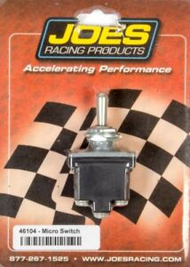 Joes Racing Products On off Micro Toggle Switch P n 46104