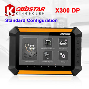 Obdstar X300 Dp Tablet Auto Car Key Programmer Immobilizer Odometer Correction