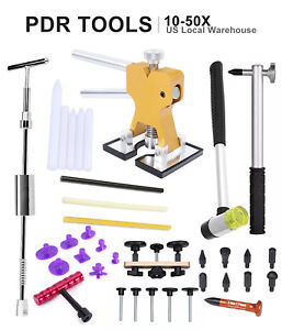 Pdr Tools Wholesale Auto Body Dent Paintless Removal Diy Car Dent Repair Tool