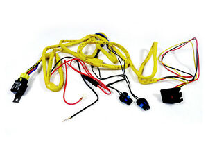 Fog Light Wire Harness Relay Switch H10 9145