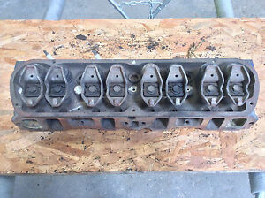 1979 Ford Mustang 302 Cylinder Head Assembly Used Oem D8oe