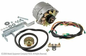 Alternator Conversion Kit For Ford Tractors 600 700 800 900 2000 4000 4 Cylinder