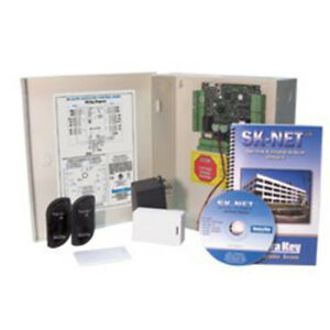 Securakey Sys kit6 Two door Expandable Proximity Access Control System