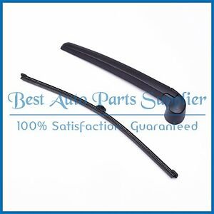 For Vw Touareg 2011 2013 2014 2015 2016 2017 Rear Wiper Arm With Blade Set Oe