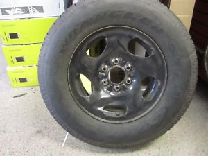 1 2002 2009 16 Envoy Rainier Trailblazer Full Size Spare Tire