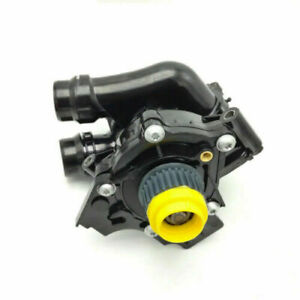 Water Pump Thermostat Assembly Fit For Audi A4 A5 Quattro Golf Jetta Gti