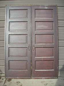 2 Available Matching Sets Pine Pocket Doors W Hardware D 21