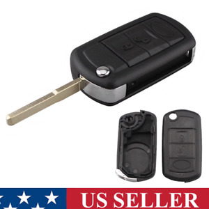 1x Remote Key Fob Entry Shell Case For Land Rover Range Lr3 Nt8 15k6014cfftxa Us