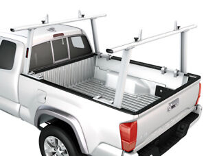 Adjustable Aluminum 800lbs Pick Up Truck Utility Ladder Rack Lumber Kyak Ford